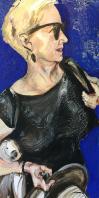 Sally Clifford by jofayduncan